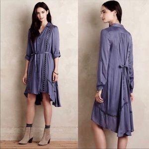 Vanessa Virginia Anthropologie | Liet Shirt Dress